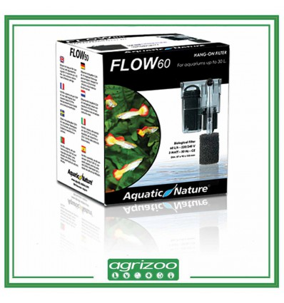 AQUATIC NATURE Flow Filtro Esterno a Cascata